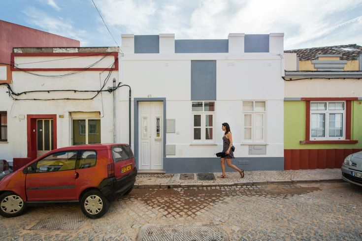 From the outside, Casa da Lila looks like any old Portuguese house. But behind the front door a true design gem is hidden.