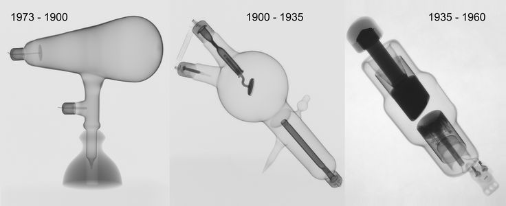 The Evolution of X-ray Tubes