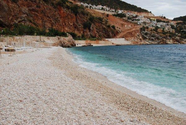 Beaches in Kalkan Turkey   Holidays in Kalkan Kas Fethiye Turkey
