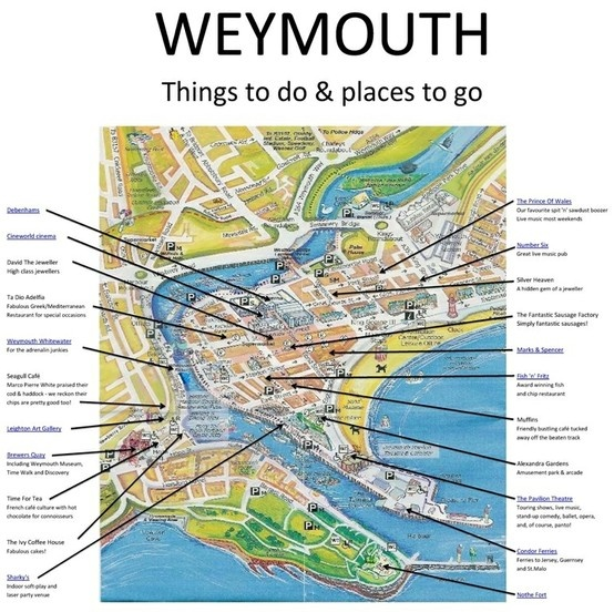 Where to go and what to do in Weymouth