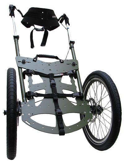 Benapcker Backpacking Trolley For Trekking Purposes
