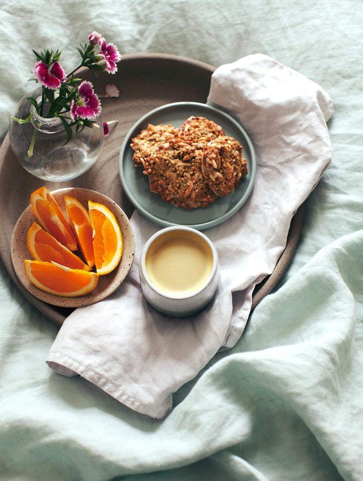 Breakfast buckwheat florentines