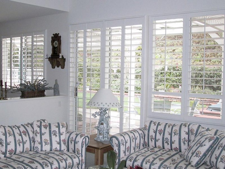 17 best ideas about plantation shutters cost on pinterest - Discount interior plantation shutters ...