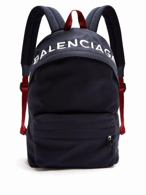 d02ffd98a7 BALENCIAGA . #balenciaga #bags #lining #nylon #backpacks ...