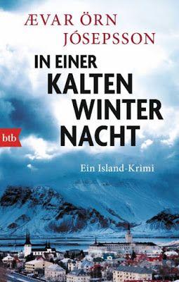 """Hamburger Arroganz: Rezension: """"In einer kalten Winternacht"""" von Ævar ..."""