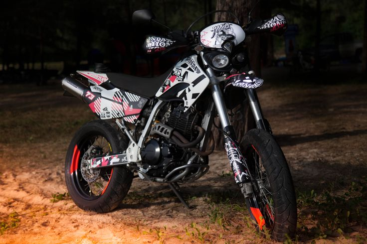 Custom Designed Honda XR400SM