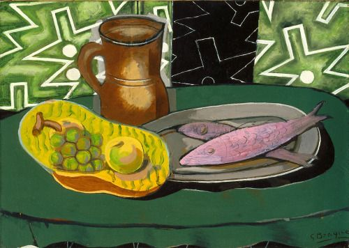 life and work of george braque Braque's work between 1908 and 1912 is closely associated with that of his colleague pablo picasso early life georges braque was born on 13 may 1882 in.