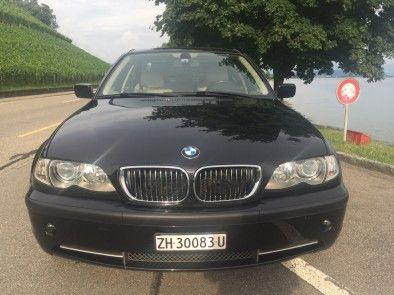 BMW 330xi Six in-line