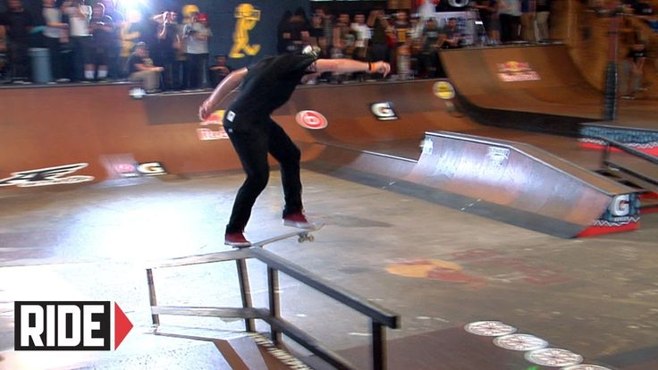 Tampa Am 2012 - Curren Caples, Louie Lopez, Oscar Meza, and Matt Berger ...