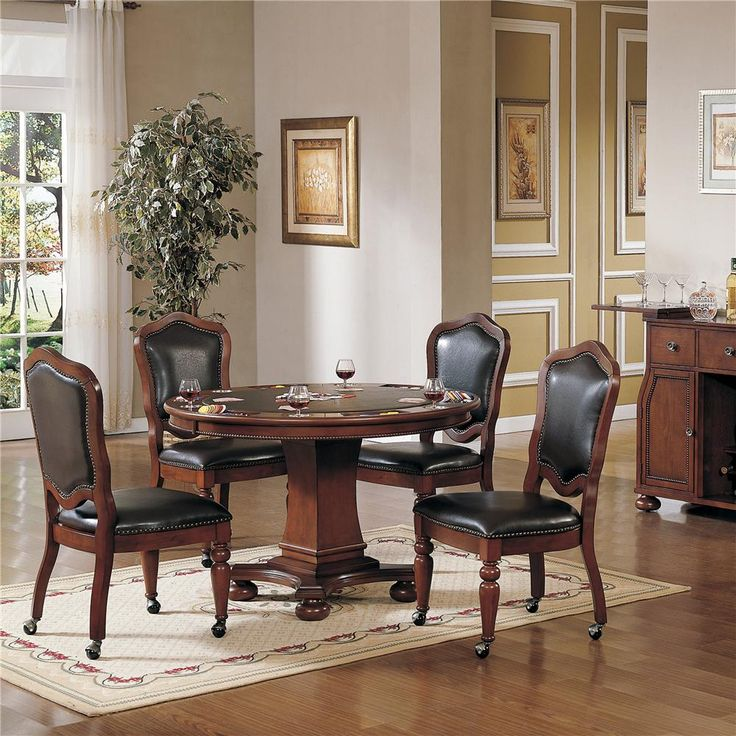 Whether Playing Poker, Enjoying An Intimate Dinner, Or Entertaining Friends  And Family, The · Furniture ShowroomHome ...