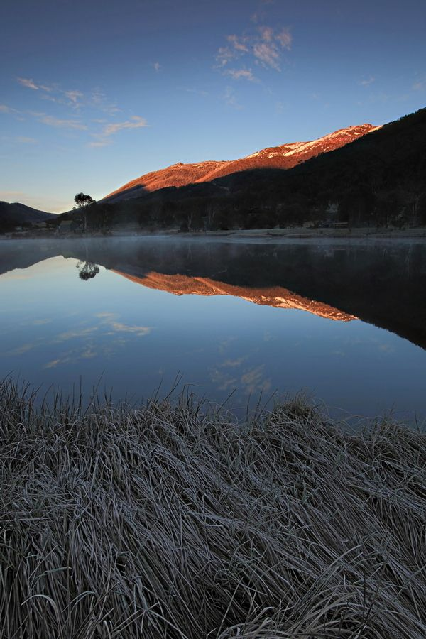 Thredbo Reflections NSW, Australia by Tim Donnelly, via 500px