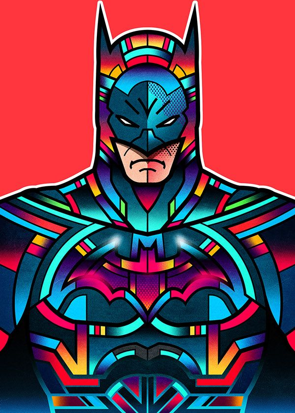 Batman - Van Orton Design