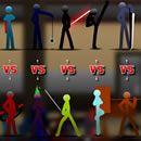 Rock Hard Coliseum: In questa particolare animazione interattiva assisterete a dei duelli tra personaggi stickman famosi e dovrete scommettere chi dei due sarà il vincitore. #stickfigure #stickman #stickmangames #flashgames #games