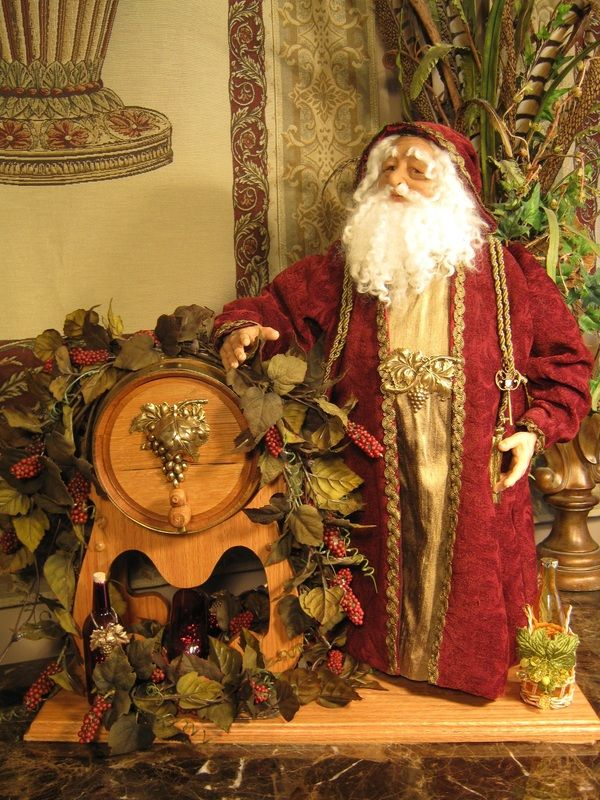 Order - Old World St. Nicks | Handmade original and reproduction Santa Dolls & Christmas Decor