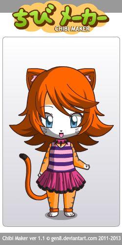 Chibi girl [cat]