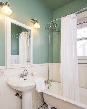 Seafoam Green Walls Design Ideas Pictures Remodel And