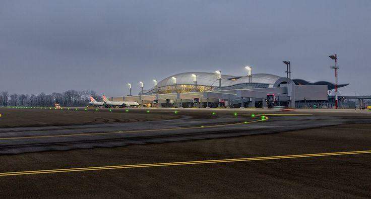Aéroport de Zagreb : nouveau terminal