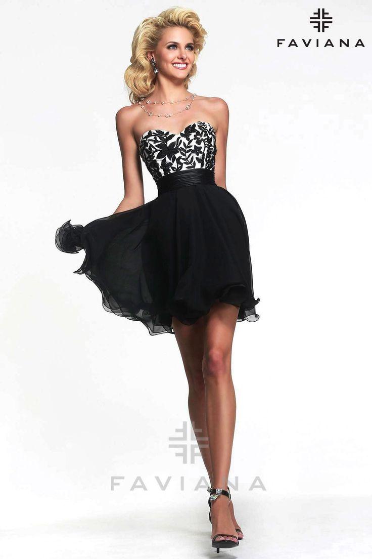 1118 besten Faviana Bilder auf Pinterest | Abendkleid, Abendkleider ...