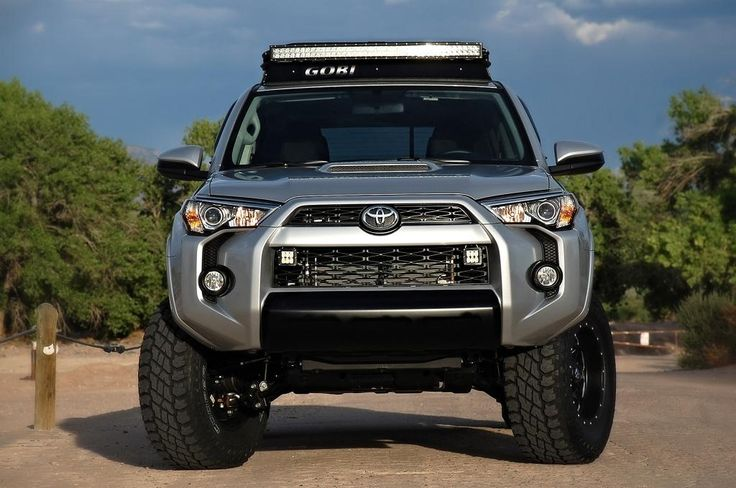 Desert Dawg S Custom 2014 Toyota 4runner Trail Edition 4x4