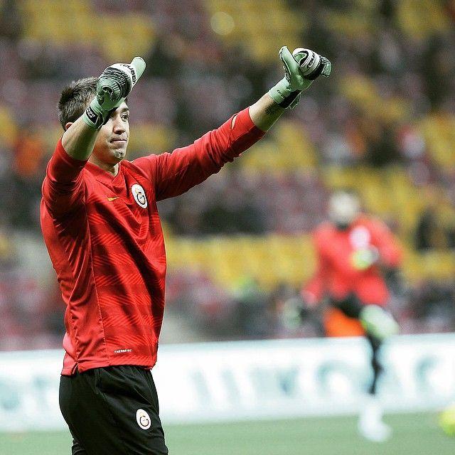 Nando Muslera! #Galatasaray
