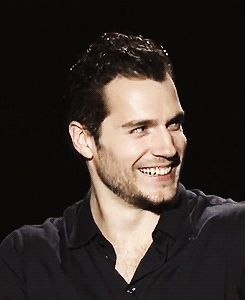 Henry Cavill - Super smile <3