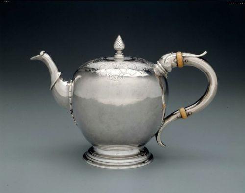 Teapot  Paul Revere, America, 1755-1760  The Museum of Fine Arts, Boston