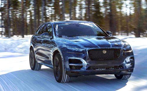 El Jaguar F-Pace se presenta en el Salón de Frankfurt  El Jaguar F-Pace se dará a conocer de forma oficial en el Salón de Frankfurt, en el mes de septiembre, para ponerse a la venta durante el año que viene. Mientras tanto, la marca británica somete al nuevo SUV a las pruebas más extremas para garantizar un producto tan fiable como robusto.