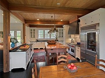 Modern Farmhouse Traditional Kitchen