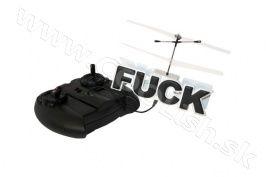 Darček Flying F*CK / helikoptéra http://www.coolish.sk/sk/vynalezy-gadgety/flying-f_ck-helikoptera