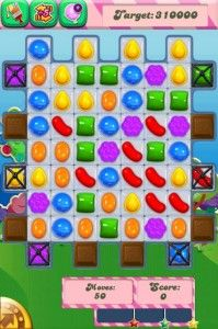 Comment if you play candy crush saga