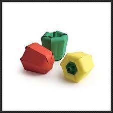 Image result for paper vegetables craft