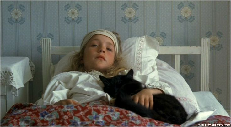 Madicken och Lisabets rum