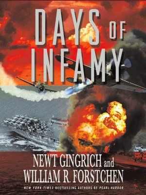 Title details for Days of Infamy by Newt Gingrich