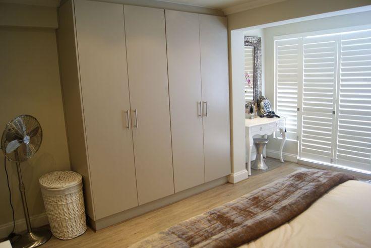 Built-in Cupboards in all Bedrooms