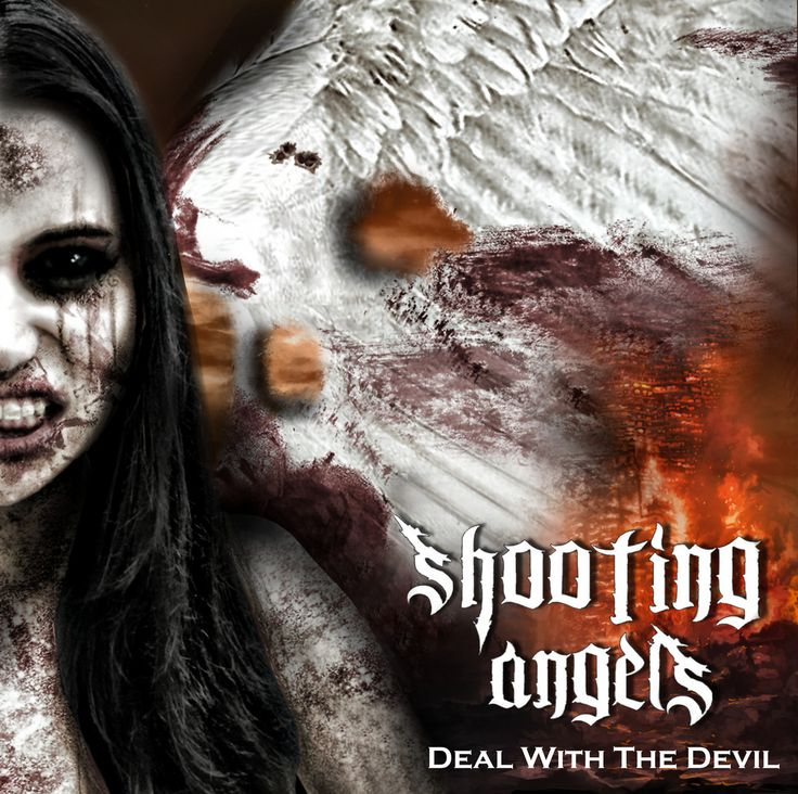 BEHIND THE VEIL WEBZINE BLOG: SHOOTING ANGELS - Deal with the Devil EP review