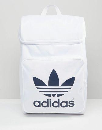 レア/人気/ホワイト【Adidas Originals★バックパック】Backpack