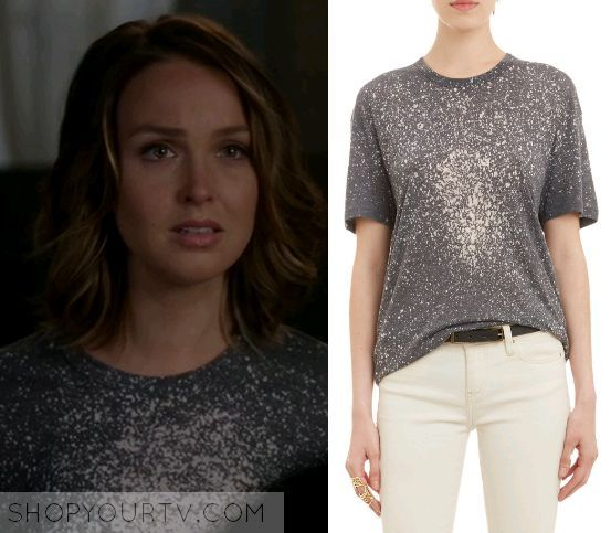 Items of clothing worn on Grey's Anatomy Characters such as Cristina Yang, Meredith Grey, Izzie Stevens, Callie Torres, Arizona and many more. Outfits are added weekly! This is the largest collection on Grey's Anatomy outfits on the internet!