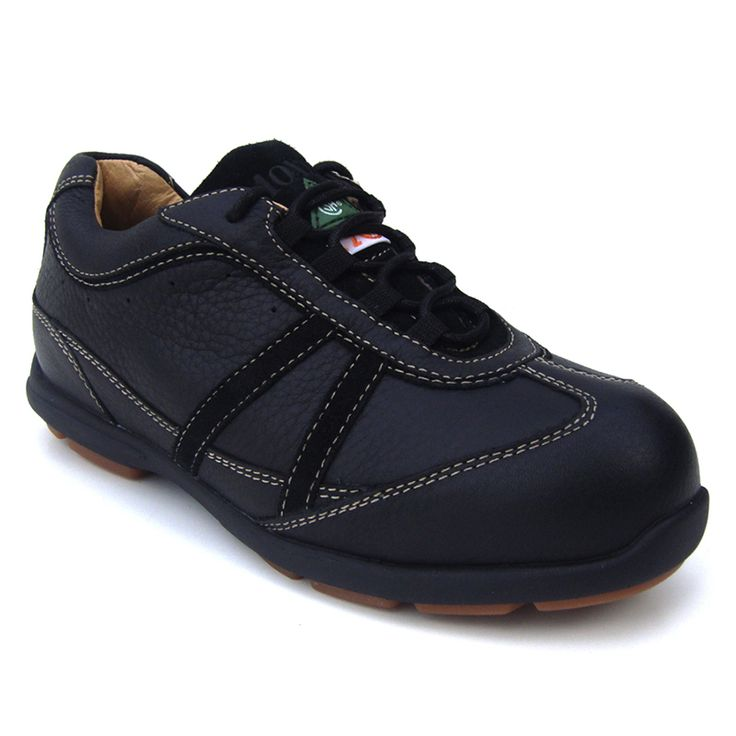 Tara Oxford Reg. Price 79.99-Now 39.99 Leather upper Breathable lining Extremely light weight EVA midsole Removable cushioned  EVA foot bed Lightweight aluminum toe Flexible composite plate Anti-slip and oil resistant rubber outsole CSA approved, Grade 1 Meets or exceeds ASTM 2413-05 requirements