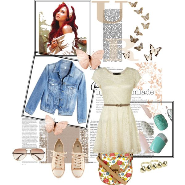 spring outfit by iasemin1987 on Polyvore