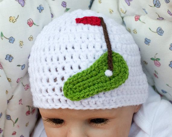 49 best images about Crochet Golf on Pinterest Fathers ...