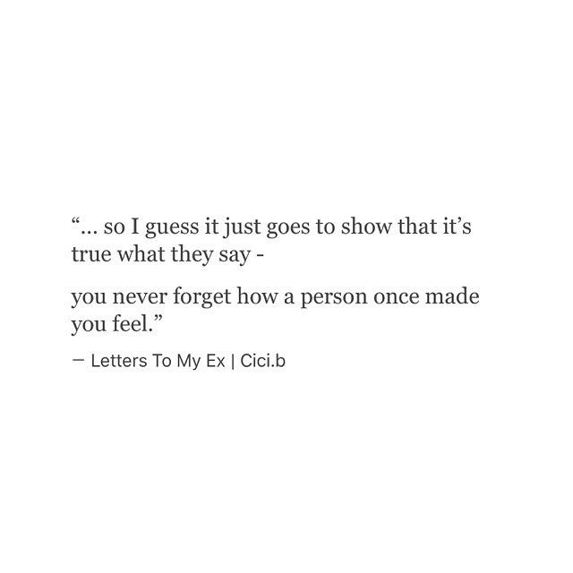 "1,183 Likes, 6 Comments - Cici.B  (@thecrimsonkiss) on Instagram: ""From my book - Letters To My Ex 