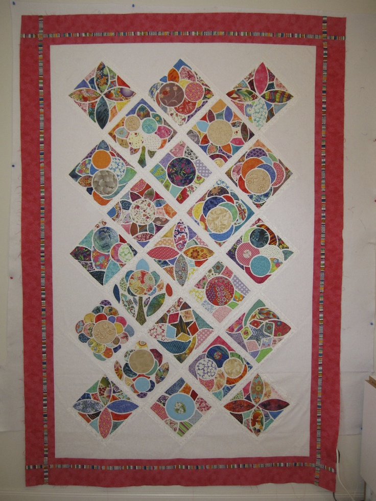 29 best tile quilts images on Pinterest | Aprons, Bathrooms decor ... : tile quilt - Adamdwight.com