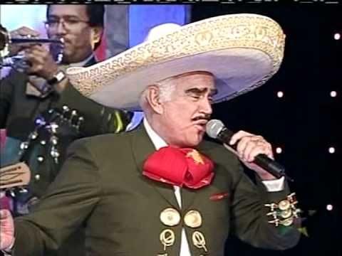 """Vicente Fernandez  """"El Hombre Que Mas Te Amo"""""""