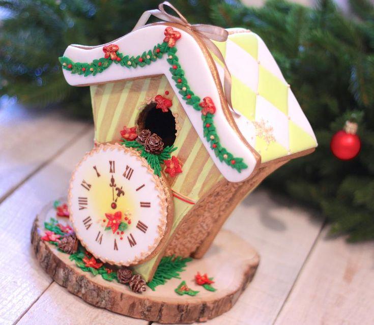 103 best gingerbread house cuckoo clock inspiration images for Gingerbread house inspiration