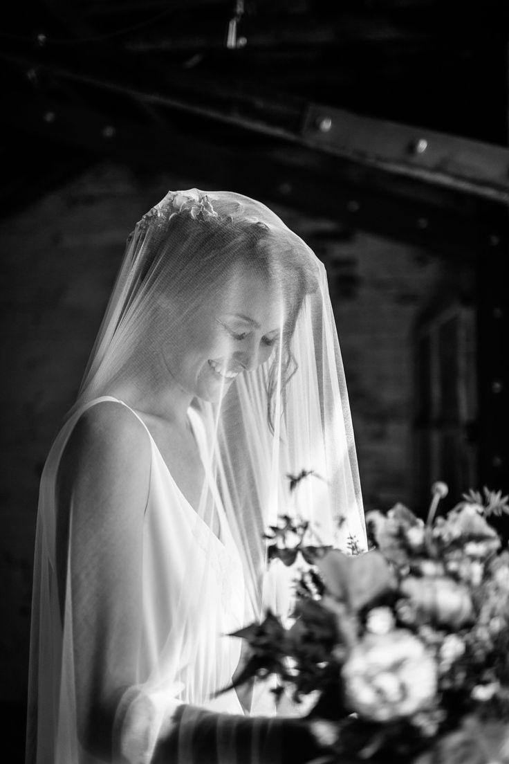 Sienna Von Hildemar 2018 collection of modern wedding dresses.