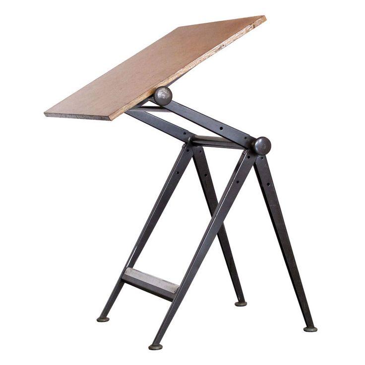 Wim Rietveld 'Reply' Drafting Table