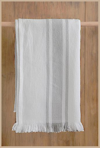 Bath Towel - Continental Dove Grey, R440.00