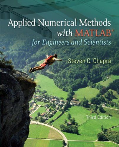 I'm selling Applied Numerical Methods W/MATLAB: for Engineers