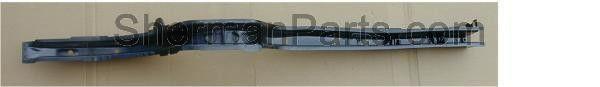 1968-1970 Plymouth Roadrunner Rear Frame Rail RH