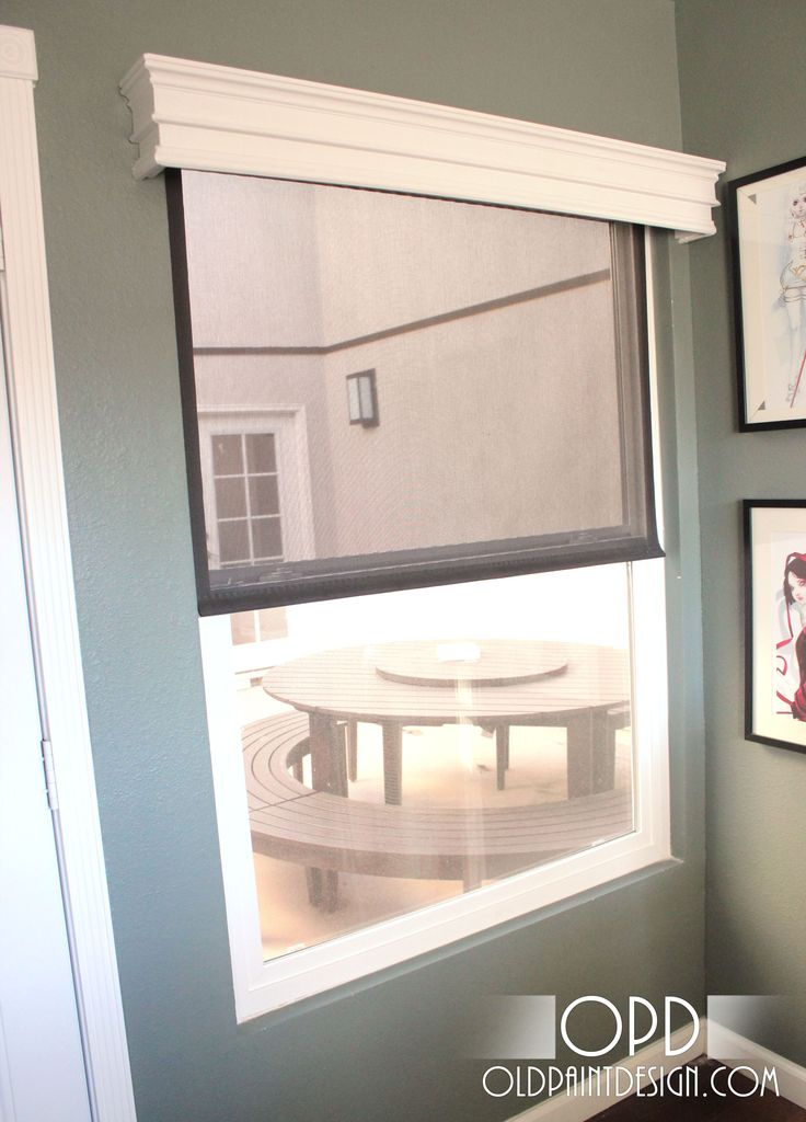 Diy Window Valance Basement